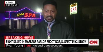 Police Say Atlanta Shootings Were Likely Not Racially Motivated