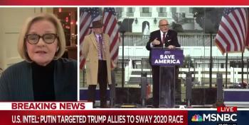Was Giuliani In On Putin's Plot To Help Trump Win 2020?