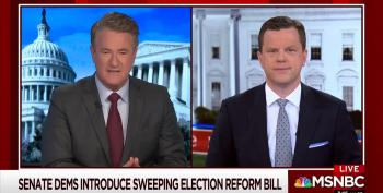 Morning Joe: Americans Don't Care About The Filibuster, They Want Results