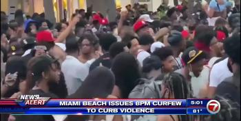 Miami Beach Declares State Of Emergency, 8 PM Curfew As Spring Breakers Descend On City