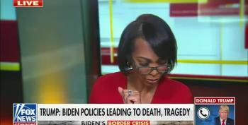 Fox Host Tells Trump DHS Sec Resigned, Except He Didn't