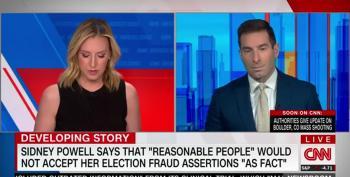 CNN Analyst Trashes Sidney Powell 'Defense'
