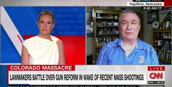 CNN Host Grills GOP Rep. On Indefensible Gun Rights Stance