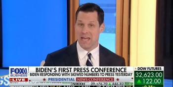 Fox Continues Attack On Biden As Senile