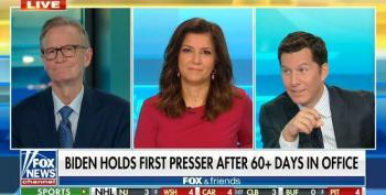 Fox Edits Biden Presser In Attempt To Paint Him As Senile