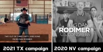 'Big Dan' Rodimer Goes Full Redneck In Attempt To Win Seat In Texas