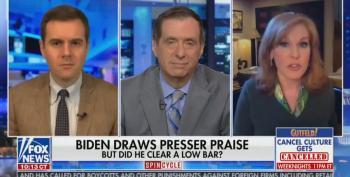 Fox's Howie Kurtz Defends Biden
