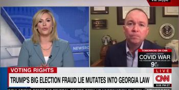 Mick Mulvaney Calls His Former Boss A Liar