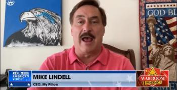 Mike Lindell Claims Supreme Court Will Overturn 2020 Election