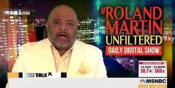Roland Martin Calls Out White Evangelicals' Silence On Gaetz