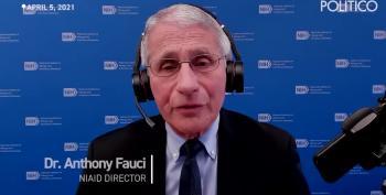 Fauci: Yeah, We're Not Doing 'Covid Passports'