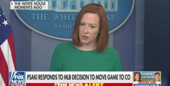 Psaki Hits It Out Of The Park With Dunk On Doocy