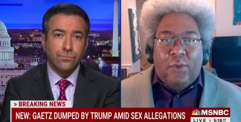 Elie Mystal Predicts Many GOP Like Gaetz Will 'Run The Trump Defense'