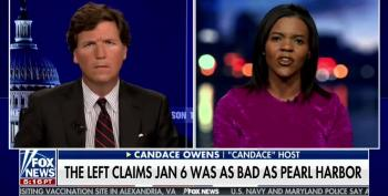 Candace Owens Loves Her Nazi Playbook