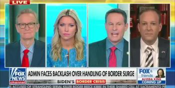 Fox And Friends Goes All In On MS-13 'Sleeper Agent Kids'