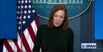 Jen Psaki Patiently Explains Why Opinions Of Citizens Matter