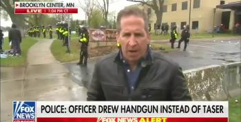 Fox Reporter: Cops Were Justified In Shooting Daunte Wright