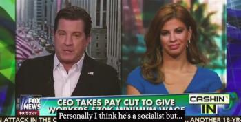 CEO Has Last Laugh At Fox News' Expense