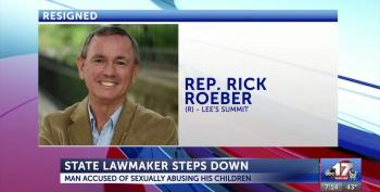 Missouri Republican Resigns Amid Allegations Of Sexual Abuse Of His Children
