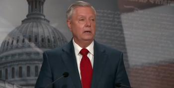 Lindsey Graham Whines About Afghanistan Troop Withdrawal
