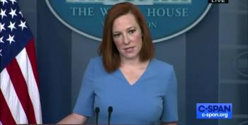 Psaki Schools Wingnut Reporter On Abortion Funding