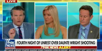 Fox's Pete Hegseth Blames Daunte Wright For His Own Death