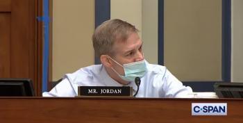Rep. Maxine Waters Tells Jim Jordan To Shut His Mouth