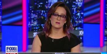 Fox Biz Host Notices That Kristi Noem Is 'An Ahole'