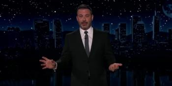 Whoa, Jimmy Kimmel Went There With Jim Jordan