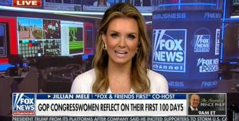Fox Hosts Boasts About 'Record Shattering' Number Of GOP Women In Congress
