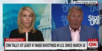 John Boehner Pretends Passing Gun Legislation Would Be Priority For Him Now