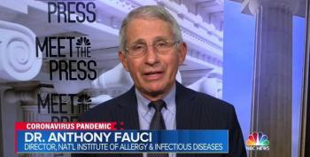 Fauci: Vaccinated People Can Still Inadvertently Infect Others
