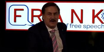 Mike Lindell Says He's Countersuing Dominion
