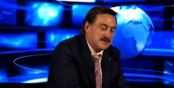 Mike Lindell Tricked Into Thinking Trump Called During His 'Telethon'