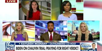 Fox Depends On Kayleigh McEnany For Chauvin Trial 'Analysis'