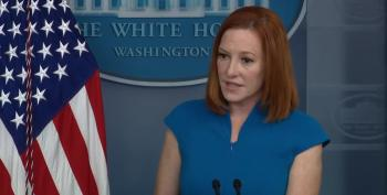 Psaki Plays Whack-A-Mole With Beltway Press Trolls