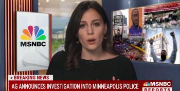 DOJ To Investigate Minneapolis Police Practices