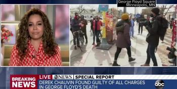 Sunny Hostin Reacts To Chauvin Verdict