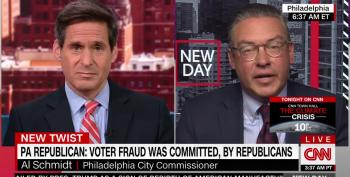 PA State Rep Admits Republicans Were Ones Committing Election Fraud