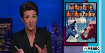 Maddow: Republicans Will Be Sore Losers About 2020 Forever