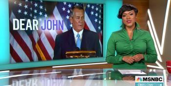 Tiffany Cross' Hilariously Scathing 'Dear John' Letter To Boehner
