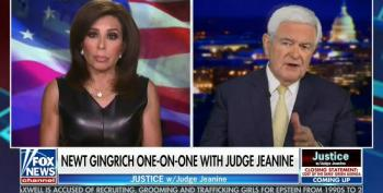 Gingrich: Biden 'Attacking People Of Traditional Values' By Flying 'Gay Flag' At Embassies