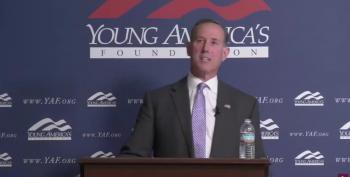 Rick Santorum Disses Native American Culture For Applause