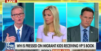 Fox And Friends Freaks Out About An Already Debunked NY Post Lie