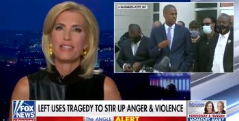Laura Ingraham Claims Bakari Sellers Is 'Sporting An Accent'
