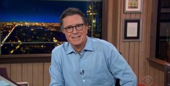 Colbert Slams Fox And GOP For 'Meat Ban' Lie