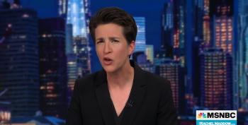 Rachel Maddow Explains How Kevin McCarthy Abandoned His Colleague On Jan. 6