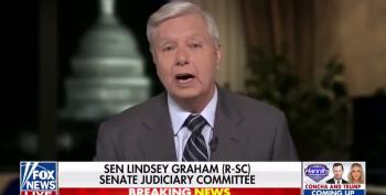 Lindsay Graham Uses 'Golf Game With Trump' As Fundraiser