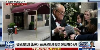 FBI Seizes Rudy's Laptops!