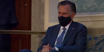 Womp Womp: Mitt Romney Won't Applaud Biden Taxing The Rich